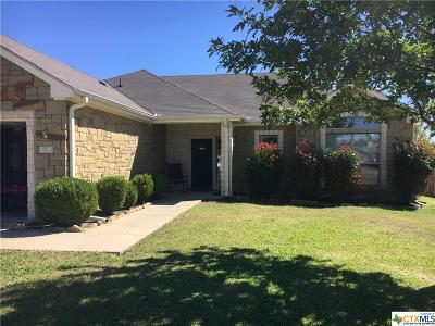 Lampasas County Single Family Home For Sale: 7 Westridge Place