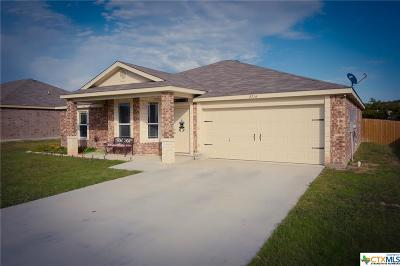 Copperas Cove Single Family Home For Sale: 2714 Settlement