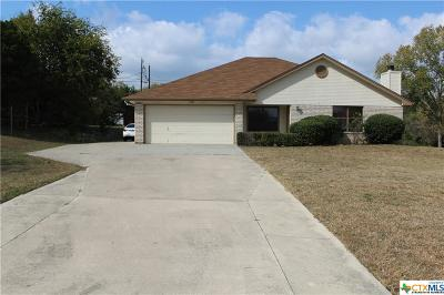 Kempner Single Family Home For Sale: 3282 Etta Kay