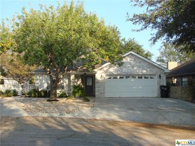 Seguin Single Family Home For Sale: 1542 Eastridge Parkway