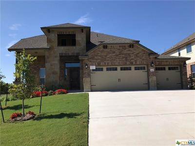 Belton Single Family Home For Sale: 5618 Kent