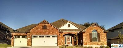 Belton Single Family Home For Sale: 5605 Kent