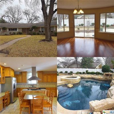 Harker Heights TX Single Family Home For Sale: $174,900