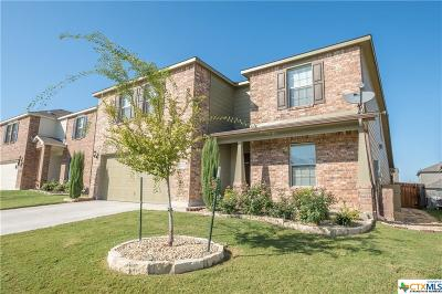 Killeen Single Family Home For Sale: 309 Orion Drive