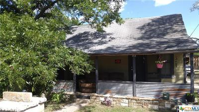 Lampasas Single Family Home For Sale: 908 E 3rd