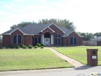 Belton Single Family Home For Sale: 113 Richland Dr