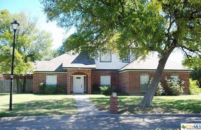 Harker Heights Single Family Home For Sale: 1807 Meagan Court