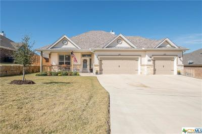 Harker Heights Single Family Home For Sale: 2533 Alpine Fir Drive