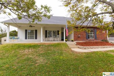Temple Single Family Home For Sale: 16202 Brazos Court