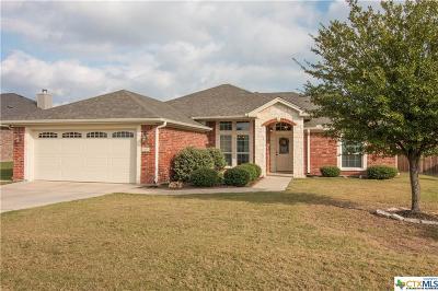 Belton Single Family Home For Sale: 3110 Sarita Cove