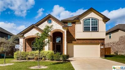 Schertz Single Family Home Pending Take Backups: 2813 Mistywood