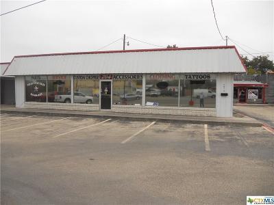 Killeen Commercial For Sale: 704 Veterans Memorial Blvd #A&B