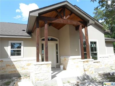 New Braunfels Single Family Home For Sale: 2562 Otter Way