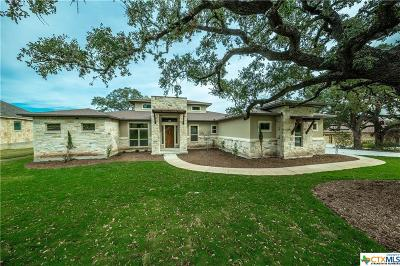 New Braunfels Single Family Home For Sale: 625 Haven Point
