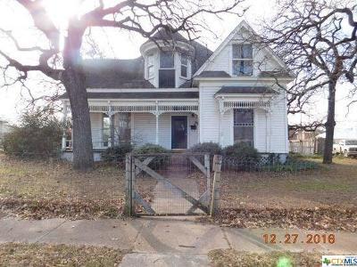 Coryell County Single Family Home For Sale: 1304 Waco Street