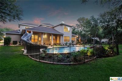 Garden Ridge Single Family Home For Sale: 21925 Senna Hills Drive