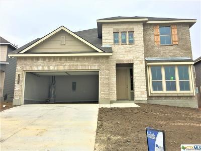 Killeen Single Family Home For Sale: 3600 Addison Street
