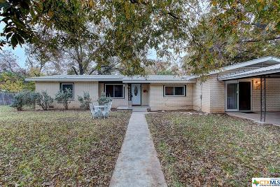 Lampasas County Single Family Home For Sale: 402 5th