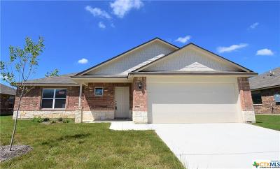 Killeen TX Single Family Home For Sale: $175,950