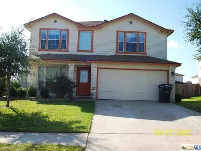 Killeen Single Family Home For Sale: 5802 Mosaic Trail