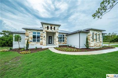 New Braunfels Single Family Home For Sale: 1118 Diretto