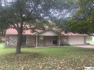 Salado Single Family Home For Sale: 1709 Guess Drive