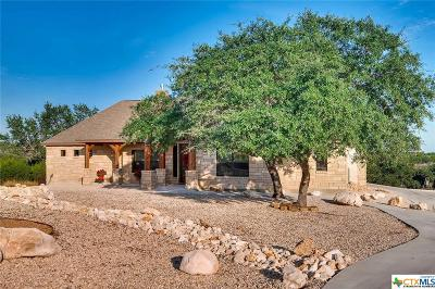 New Braunfels Single Family Home For Sale: 644 Shady Hollow