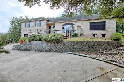 Canyon Lake Single Family Home For Sale: 102 Sage Road