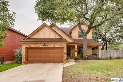 San Antonio Single Family Home For Sale: 2451 Thrasher Oak