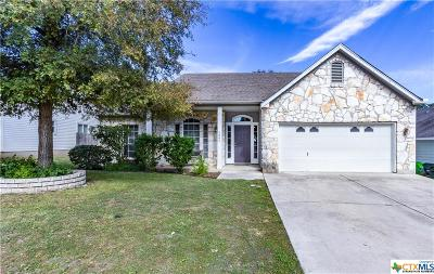 San Marcos Single Family Home For Sale: 2005 North View