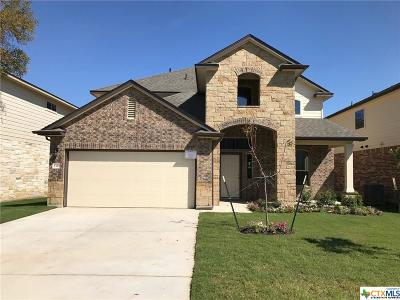 Belton Single Family Home For Sale: 5313 Cicero Drive Drive