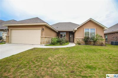 Temple TX Single Family Home For Sale: $189,900