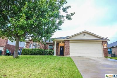 Temple Single Family Home For Sale: 804 Devin