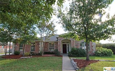 Killeen Single Family Home For Sale: 247 Meadow Glen Drive