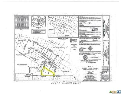 Copperas Cove Residential Lots & Land For Sale: 2519 Folsum