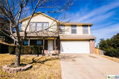 Copperas Cove Single Family Home For Sale: 406 Delmar