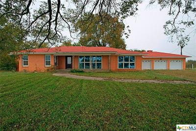 Moody Single Family Home For Sale: 7262 Eddy-Gatesville