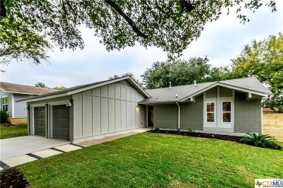 Austin Single Family Home Pending Take Backups: 2702 Nordham Drive