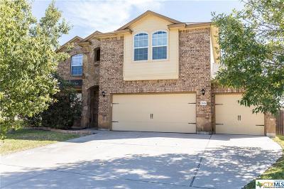 Copperas Cove Single Family Home For Sale: 2106 Scott Drive