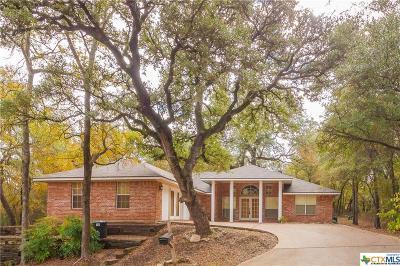 Belton Single Family Home For Sale: 4 Hopi Lane