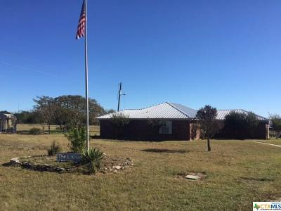 Lampasas County Single Family Home For Sale: 841 Pr 4366