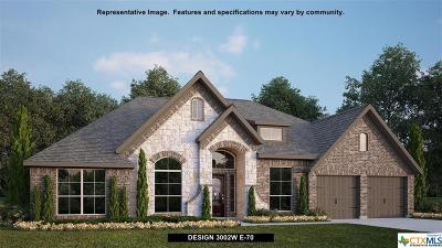 New Braunfels Single Family Home For Sale: 661 Vale Court
