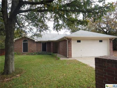 Belton Single Family Home For Sale: 10 Shawnee