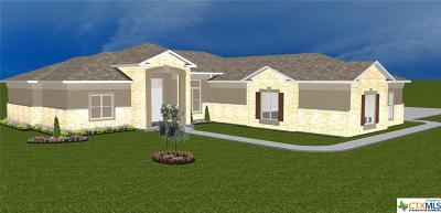 New Braunfels Single Family Home For Sale: 1390 Merlot