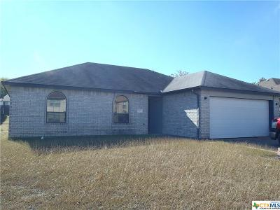 Killeen Single Family Home For Sale: 2808 Cactus Drive