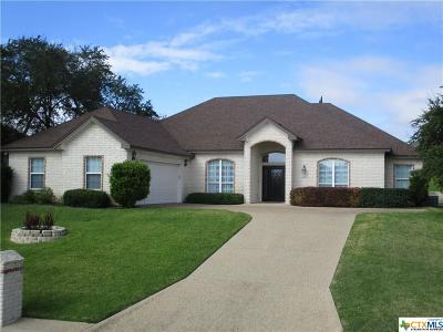 Harker Heights Single Family Home For Sale: 1905 High Ridge Trail