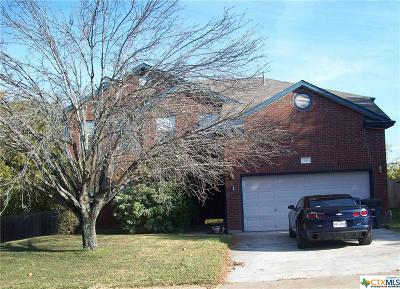 Copperas Cove Single Family Home For Sale: 503 Bond Street