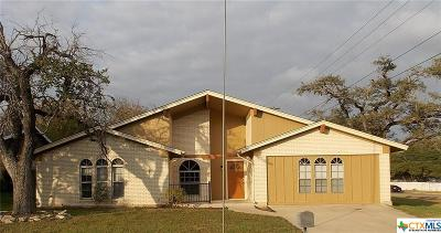 Copperas Cove Single Family Home For Sale: 1201 Collins Street