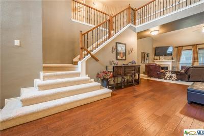 Seguin Single Family Home For Sale: 2993 Hidden Meadow