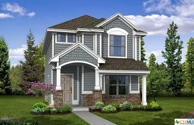 San Marcos Single Family Home For Sale: 228 Friendship Oak Drive